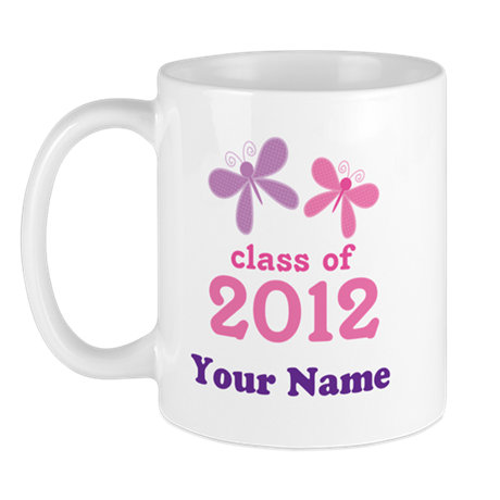 Personalized 2012 School Mug