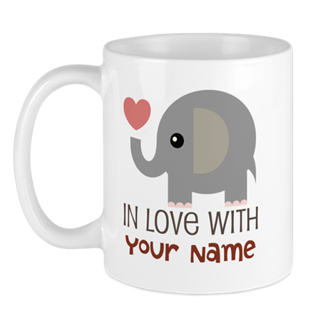 Personalized Matching Couple Mug
