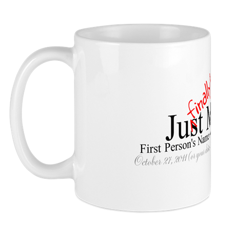 Finally Married Mug
