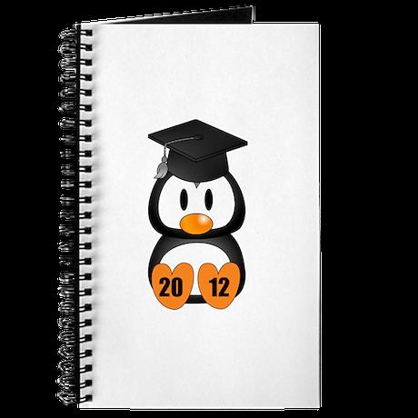 Custom Gradution Penguin Journal
