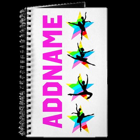 Champion Dancer Journal