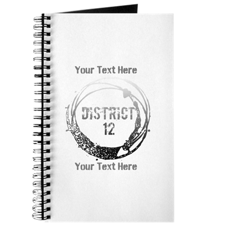District 12 Your Text Journal