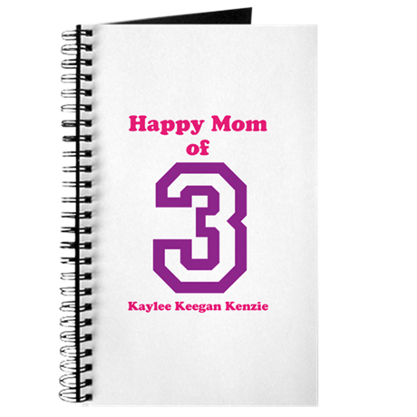 Personalized Mother Journal