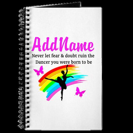 DAZZLING DANCER Journal
