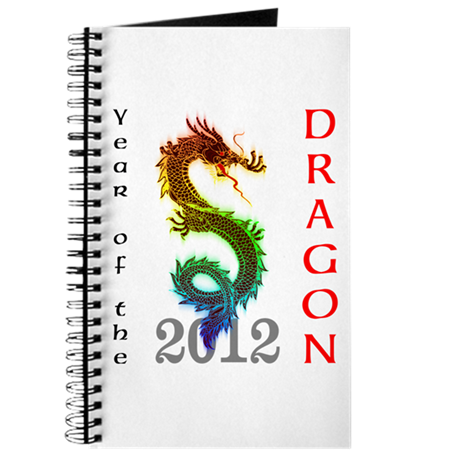 Year of the Dragon 2012 Journal by APlusProducts
