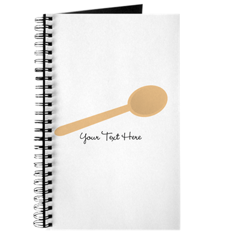 Spoon. Wooden. Journal