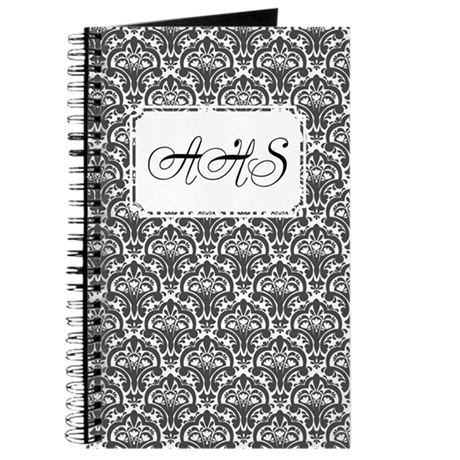 Flourish Soft Classic BW Journal