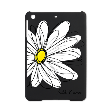 Modern Daisy iPad Mini Case