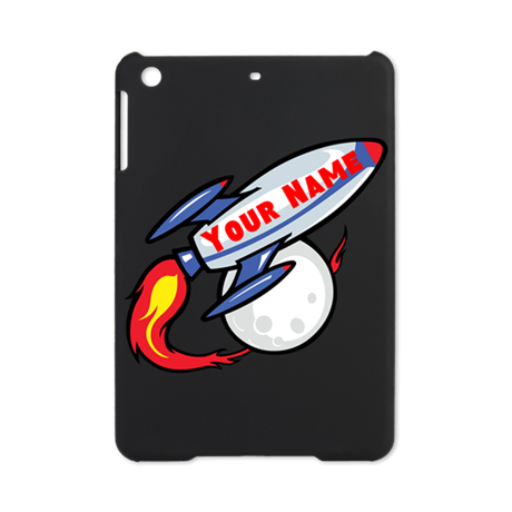 Personalized Rocket iPad Mini Case