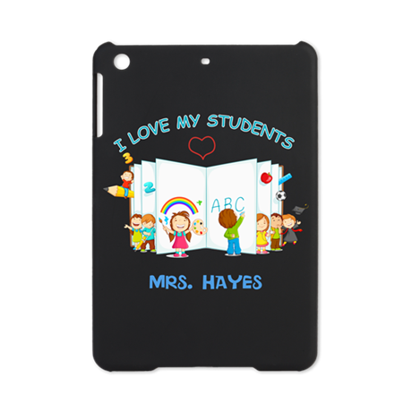 Custom Teacher iPad Mini Case