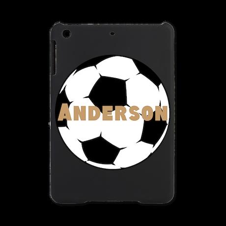 Personalized Soccer iPad Mini Case