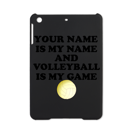 Custom Volleyball Is My Game iPad Mini Case