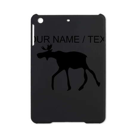 Custom Elk Silhouette iPad Mini Case