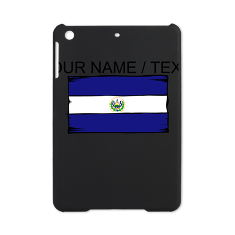 Custom El Salvador Flag iPad Mini Case