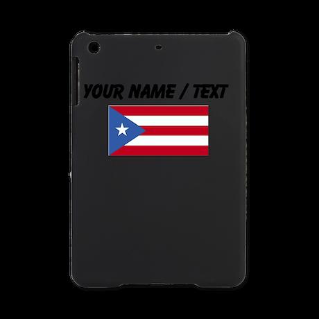 Custom Puerto Rico Flag iPad Mini Case