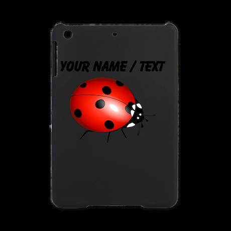 Custom Ladybug iPad Mini Case