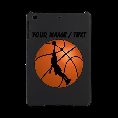 Custom Basketball Dunk Silhouette iPad Mini Case