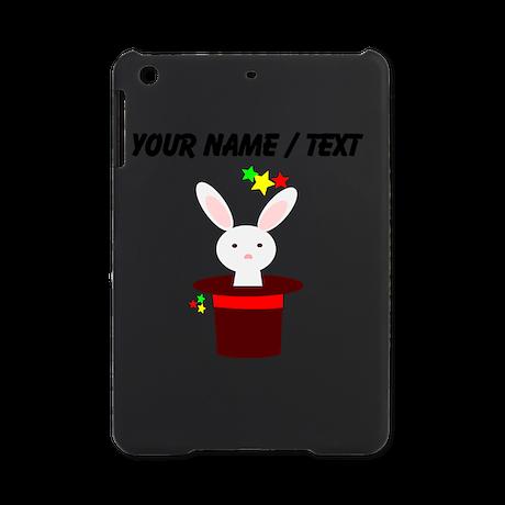 Custom Magic Rabbit In Hat iPad Mini Case