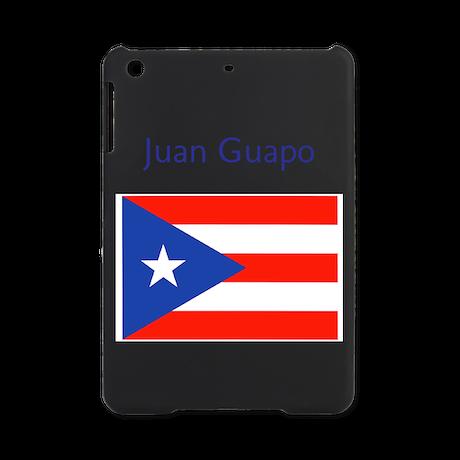 Juan Custom Puerto Rican Flag Boricua iPad Mini Ca