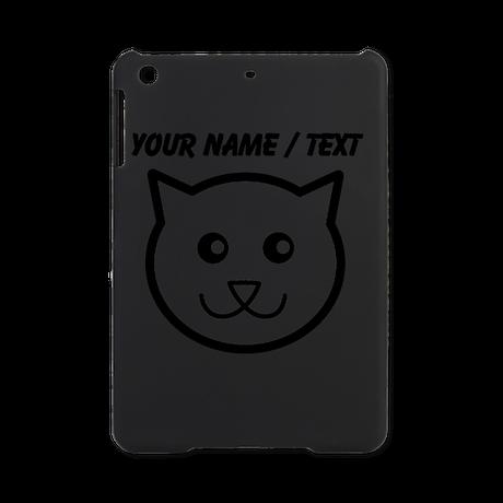 Custom Cat Face iPad Mini Case