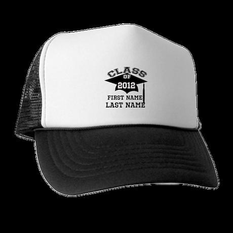 Customizable Senior Trucker Hat