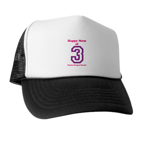 Personalized Mother Trucker Hat