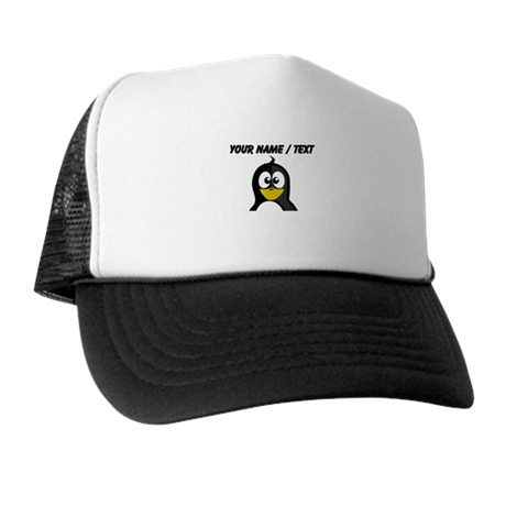 Custom Baby Penguin Hat