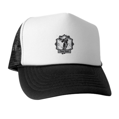 Personalized Boxer Trucker Hat