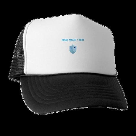 Custom Blue Dradle Hat