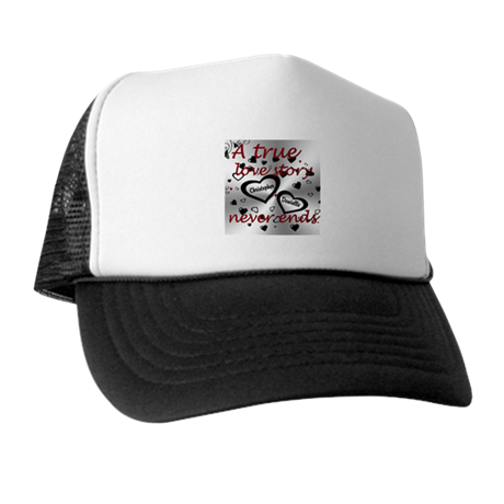 True Love Story Trucker Hat