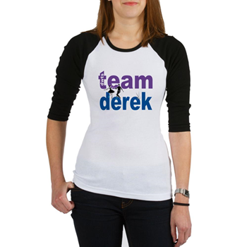 team derek t shirt
