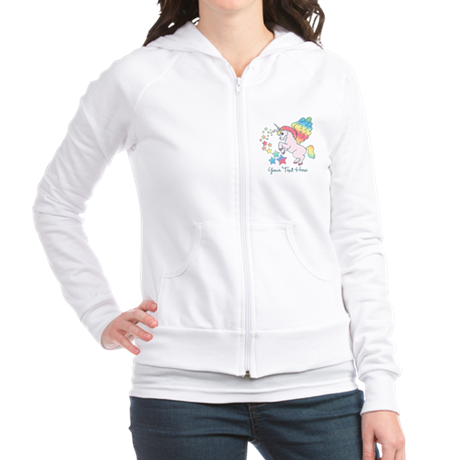 Unicorn Rainbow Star Jr. Hoodie
