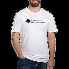Unique Broussard family reunion Shirt