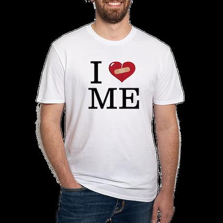 I BandAid-Heart T-Shirt
