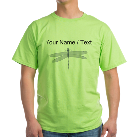 Custom Dragonfly T-Shirt