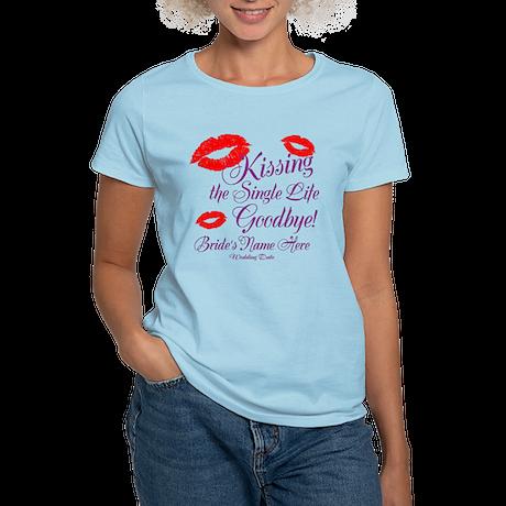 Custom Bachelorette T Shirt By Alabamagulfcoast