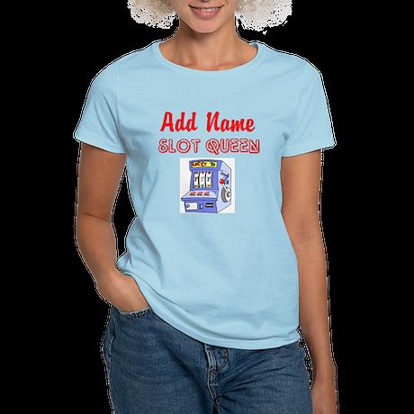 SLOT QUEEN Women's Light T-Shirt