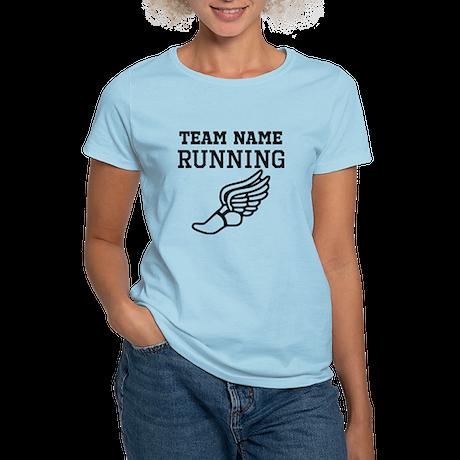 (Team Name) Running T-Shirt