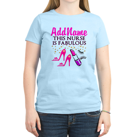 FABULOUS NURSE Women's Light T-Shirt