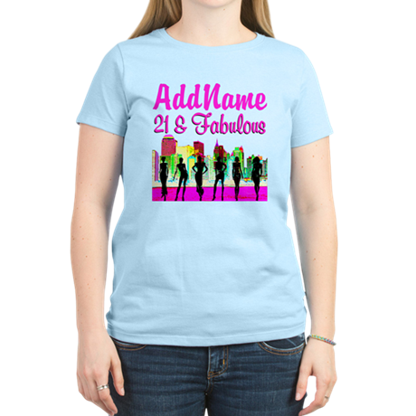 21ST NEW YORK Women's Light T-Shirt