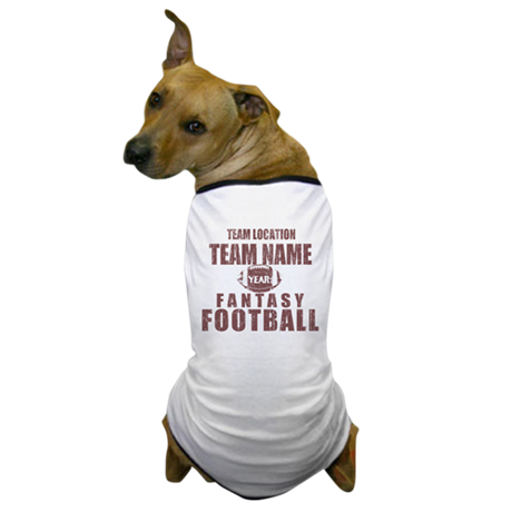 Distressed Personalized Fantasy Football Classic D