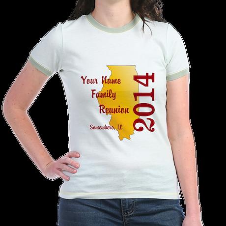 Illinois Family Reunion T-Shirt