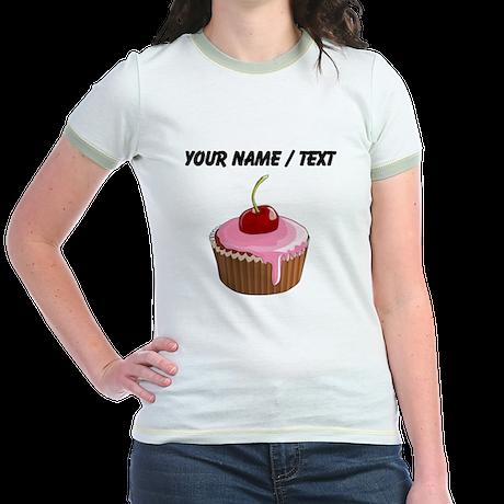 Custom Cherry Cupcake T-Shirt