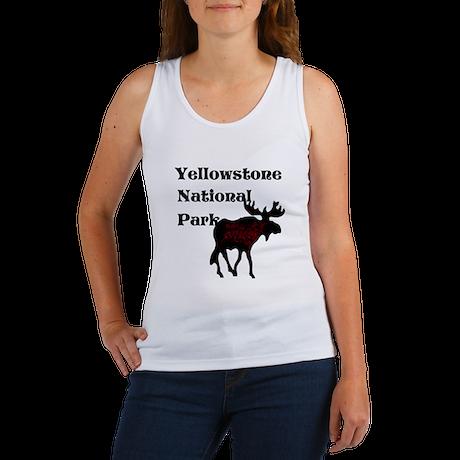 Personalized Moose Women's Tank Top