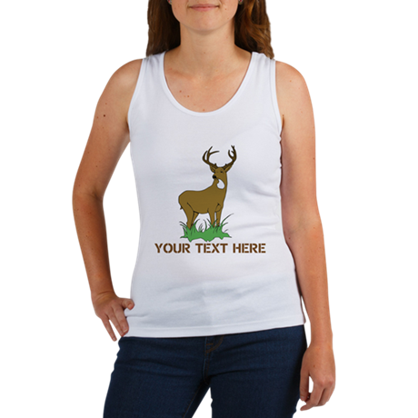 BIG BUCK Women's Tank Top