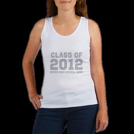 2012 Graduation Women's Tank Top