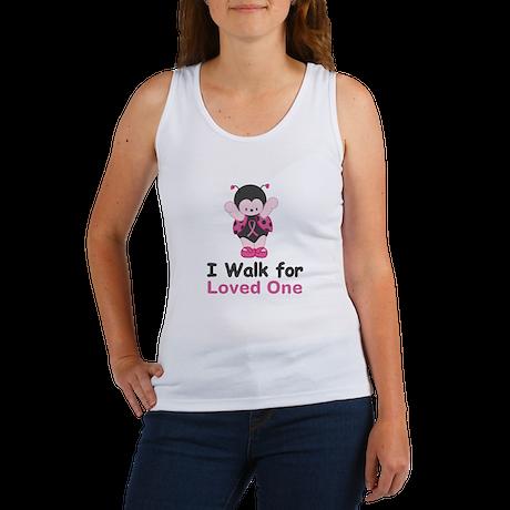 Walk For Ladybug Women's Tank Top