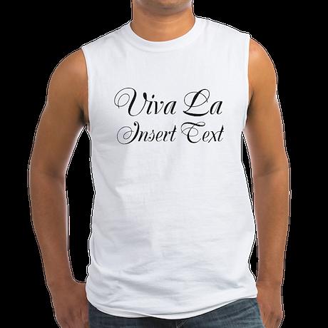 Viva La Men's Sleeveless Tee