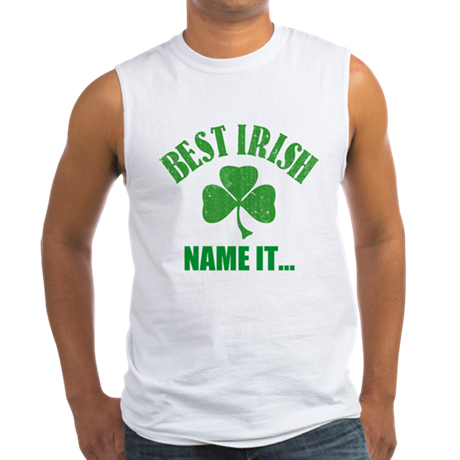 Best Irish... Men's Sleeveless Tee