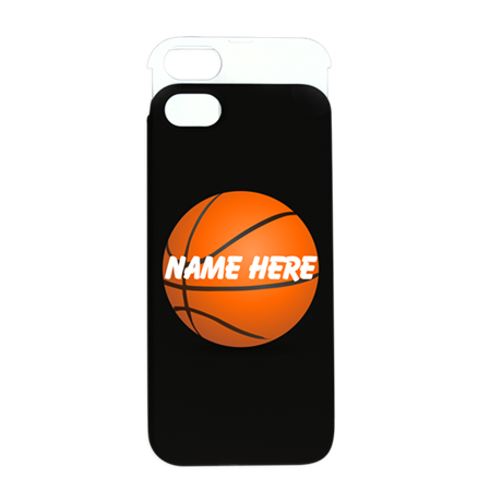 Personalized Basketball Ball iPhone 5 Wallet Case